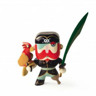 Arty Toys – pirát Sam Parrot
