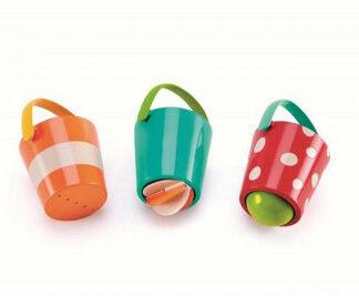 Veselé vedierka – hračka do vody
