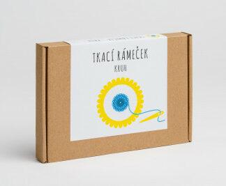 Pikle - Tkací rámček - Kruh