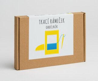 Pikle - Tkací rámček - Obdĺžnik