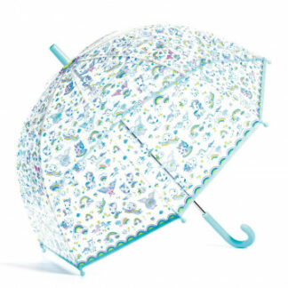 Detský dáždnik - jednorožce