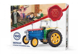 Merkur - Výročná stavebnica - 753 dielov