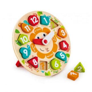 Detské puzzle hodiny